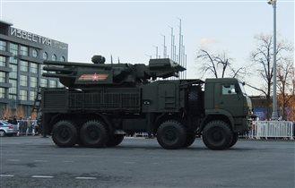 Зенитный ракетно-пушечный комплекс «Панцирь-С»