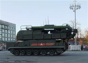Зенитный ракетный комплексы «Бук-М2»