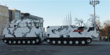 Зенитный ракетный комплекс «Тор-М2ДТ»