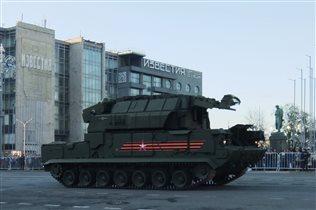 Зенитный ракетный комплекс «Тор-М2У»