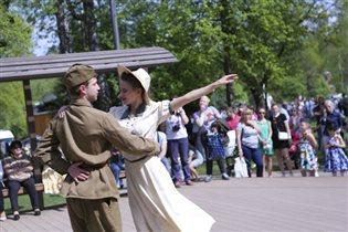 9 мая Лианозовский парк приглашает на праздник «Подвигу жить в веках»