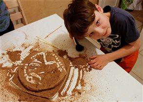 Лучший торт для настоящего палеонтолога