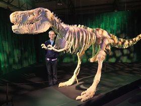 Лего-динозавр