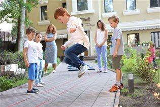 Детский фестиваль Summer for kids в ресторане 'Простые вещи – New vintage'