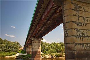 Третий мост через реку Хопер.