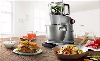 Bosch представляет флагманскую кухонную машину OptiMUM