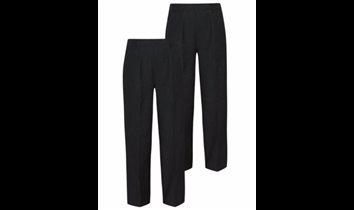 George брюки школьные серые д/м, р.9-10.