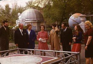 К юбилею Парка неба Планетарий откроет выставку