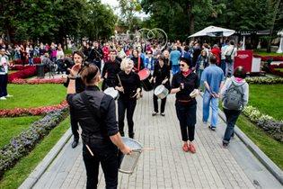 Фестиваль «Театральный марш» откроет новый сезон в день города