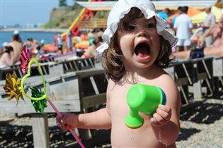 Лето, море, жара - УРА!