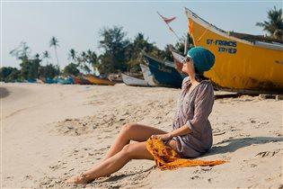 Волны океана и чарующее солнце покорят любого !!!