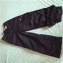 Новые утепленные штаны Next, 146-152 см