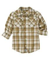 Новая рубашка д/мальчика Gymboree р.L(10-12) 380р