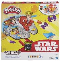 Play-Doh star wars Тысячелетний Сокол 600р.