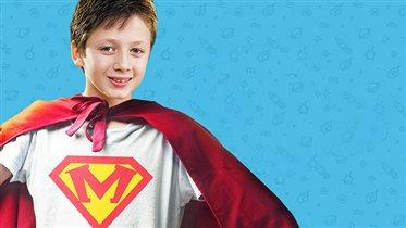 Сериал про 12-летнего школьника «Супер Макс» на СТС Love