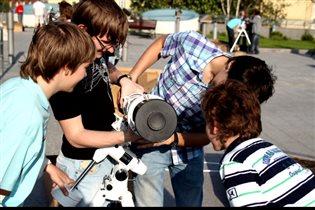 Московский Планетарий открыл набор школьников в бесплатный кружок по астрономии
