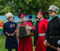 VII Международный фестиваль «Казачья станица. Москва»