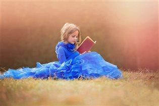 С любимой книжкой