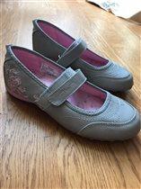 новые туфли на девочку 32 размер