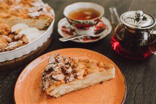 Яблочный спас-2017. Рецепт шарлотки с фото: яблочный пирог 'как у бабушки'