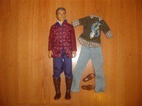 Кен (друг Барби) 100 руб.