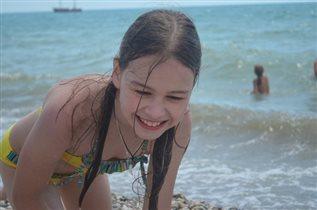 Лето. Море. Счастье.