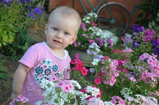 Цветочно-летнее настроение