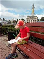Интересные прогулки по Костроме с квест-книгой