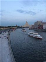 Москва. День Города.