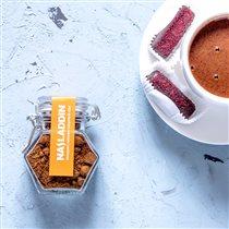 Ягодный чай, ягодные конфеты и 'растущие' открытки от бренда здорового питания Nasladdin