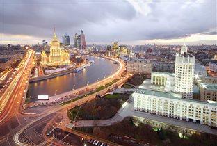 Цикл публичных урбанистических лекций 'Образ Москвы'