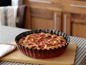 Сливовый пирог от Лёшика