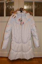 HUPPA Зимнее пальто для девочки 164р-р