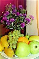 Зайдете в гости на фруктовую тарелку?