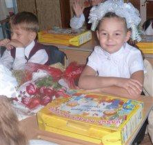 В первый раз  в первый класс