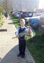 первый раз в первый класс)