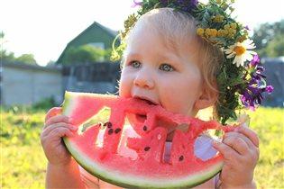 Вкусное лето
