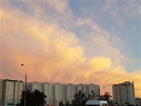 Москва, Марьино лето 2017