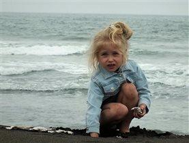 Лето у Тихого океана.