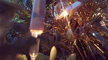 Блиц: новогодняя ёлка