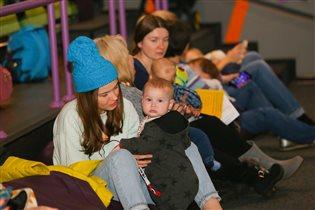 Киносеансы для мам с младенцами