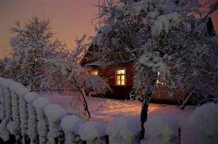 домик в деревни