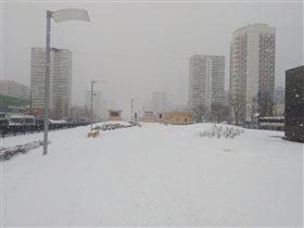 Зима на пару дней