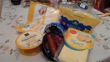 сыр в норку
