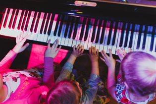 Детские зимние джазовые шоу