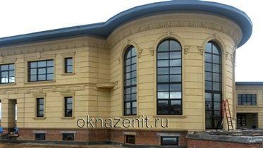 деревянные окна Зенит