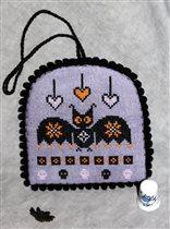Bat - дизайн Ирины Вебер
