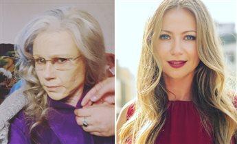 Мария Миронова: 'Увидела себя в старости и испугалась'