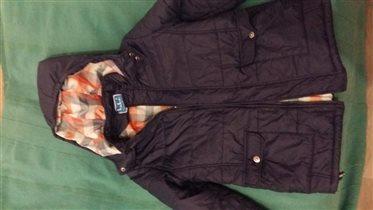 Куртка демесезонная 158