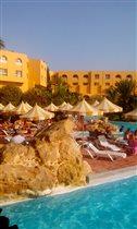 Тунис 2018 бассейн